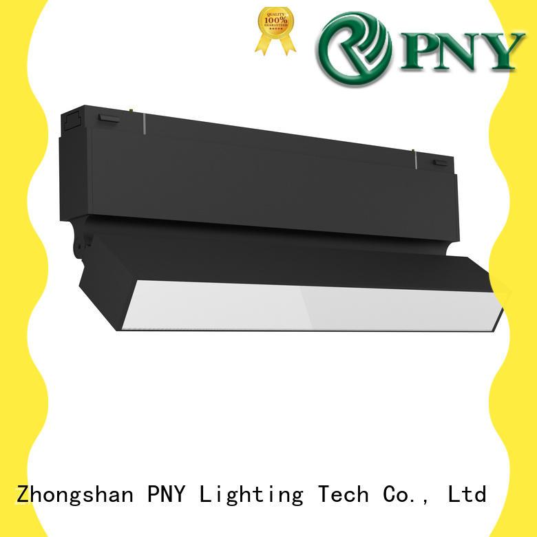 PNY effective led track light series for bedroom