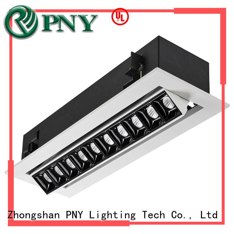 PNY high brightness LED Grid Light on sale for building