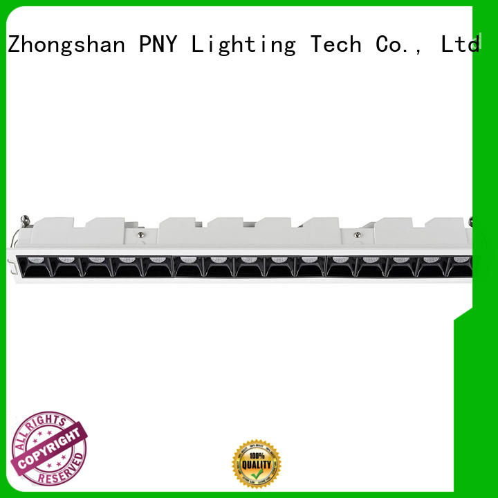 32W RECESSED LED LINEAR DOWN LIGHT