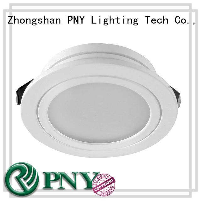 PNY high brightness led recessed ceiling lights design for bedroom