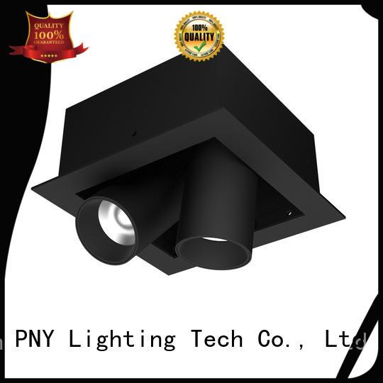 free arrangable recessed spot light 2*7W