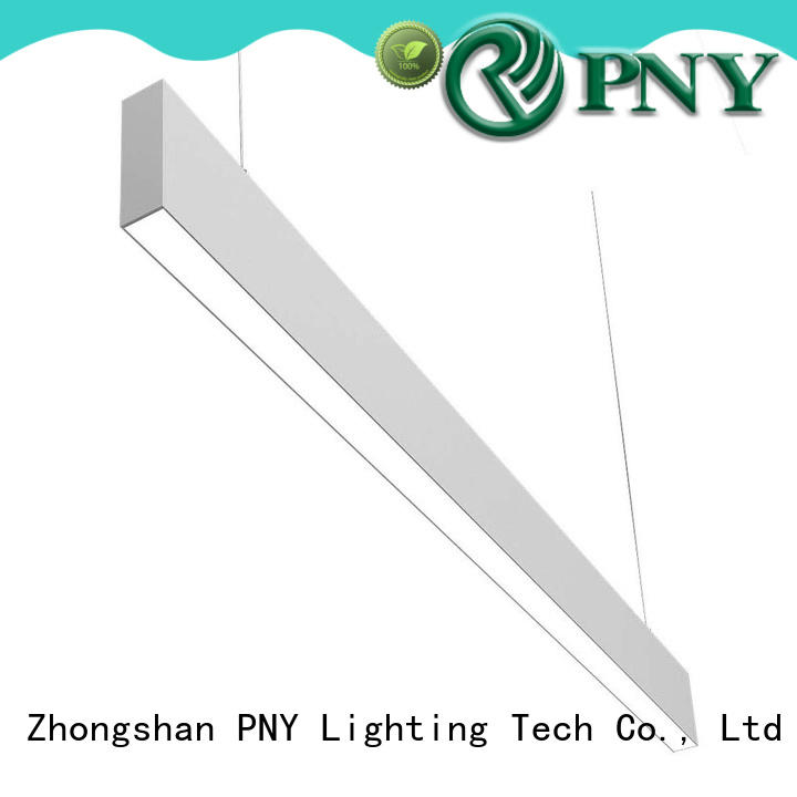 brightness linear pendant lighting directly price for office