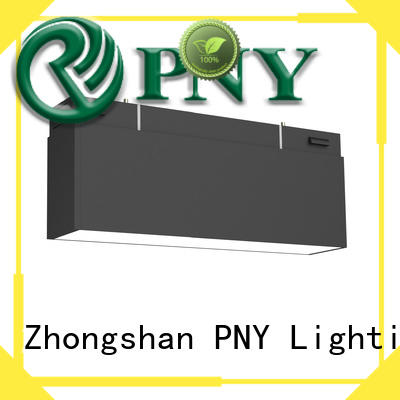PNY high efficiency led track light energy saving for meeting room
