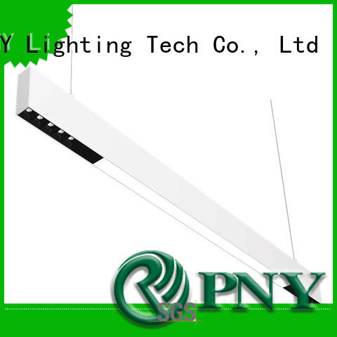PNY convenient installed linear pendant light from China for home