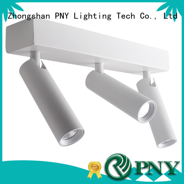 adjustable Surface mounted spot light 3*7w