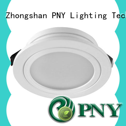 PNY high brightness led down light at discount for hotel