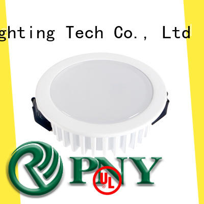 PNY high brightness recessed adjustable led downlights wholesale for bedroom