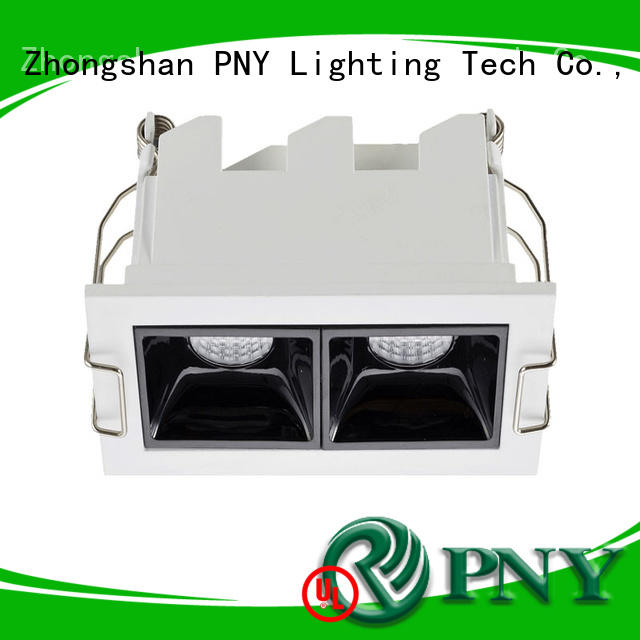 6W Recessed LED Grid Light