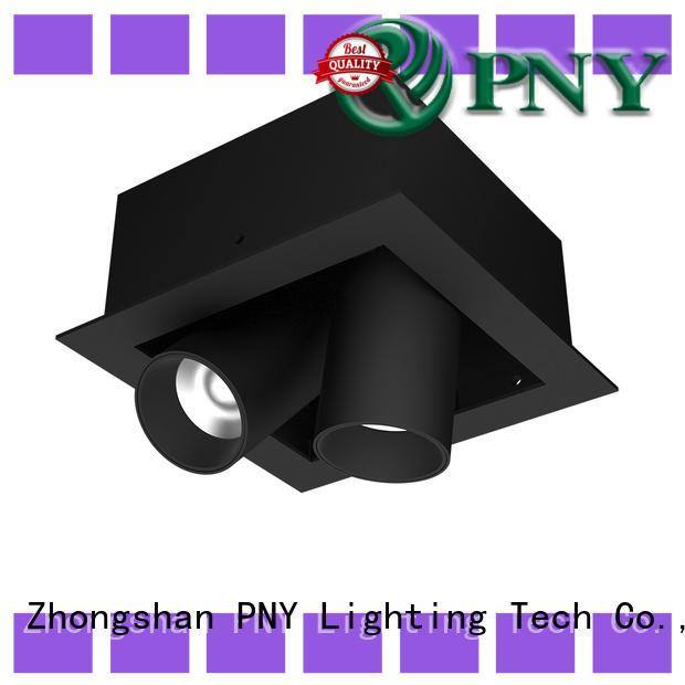PNY led track light manufacturer for meeting room