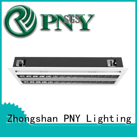 PNY high brightness led downlights promotion for building
