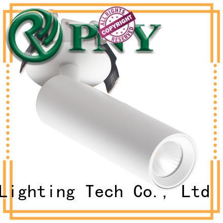 PNY effective led track light manufacturer for meeting room