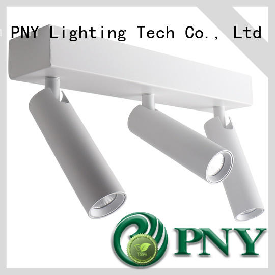 PNY Attractive surface mounted led spotlight series for stage