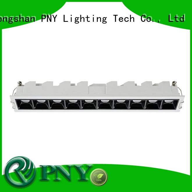 clear pattern LED Grid Light factory price for apartment