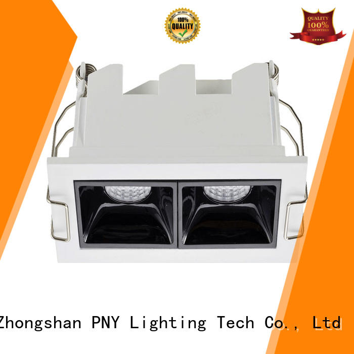 function LED Grille Light factory price for building