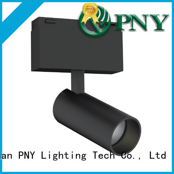 PNY led track light from China for meeting room