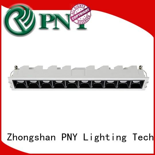 PNY high efficiency led track light directly sale for stage