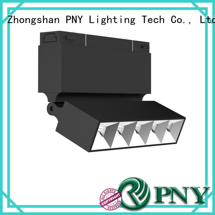 PNY led track light manufacturer for living room