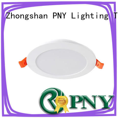 PNY perfect effects ceiling downlights promotion for building