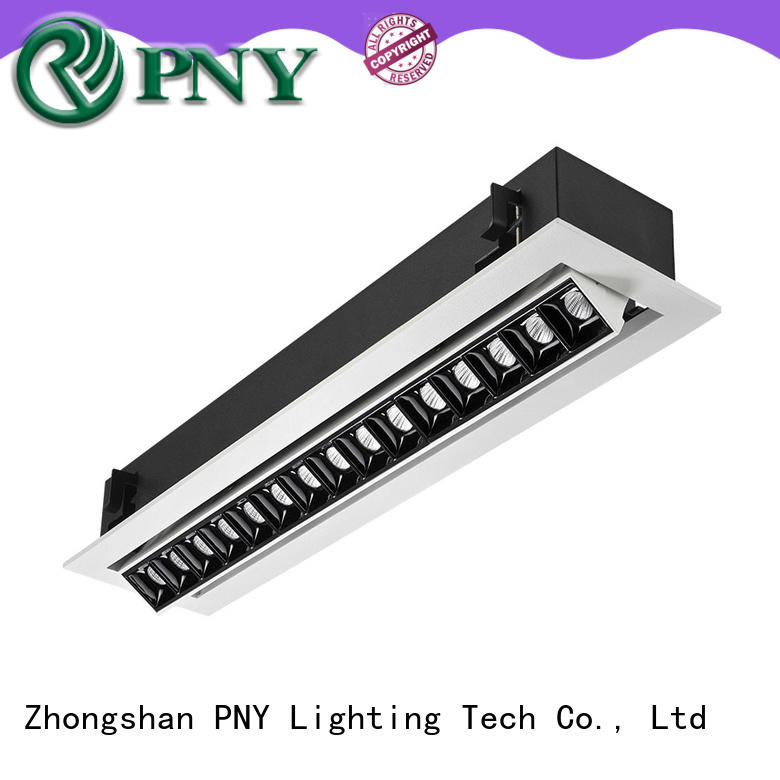 PNY low cost led track light energy saving for stage