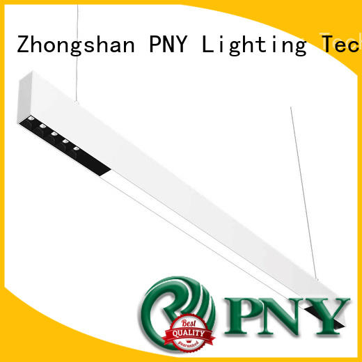 convenient installed led linear lighting directly price for sitting room