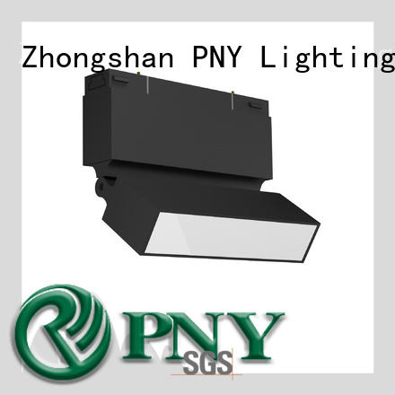 PNY effective led track light directly sale for meeting room