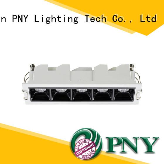 PNY led track light series for bedroom