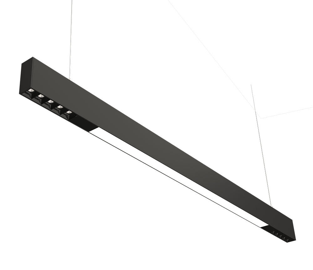 PNY-Find Led Spot Light 3475 Office Linear Pendant Light 12m Mix Type 30w-1