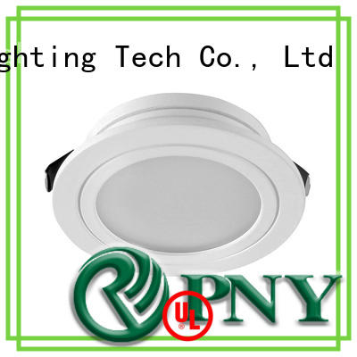 PNY utility led recessed downlight design for bedroom