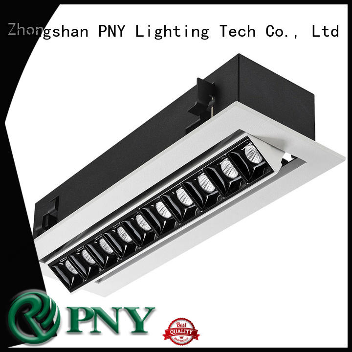 led track light customized for meeting room