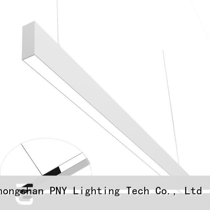 profile led light fixtures flood for living room PNY