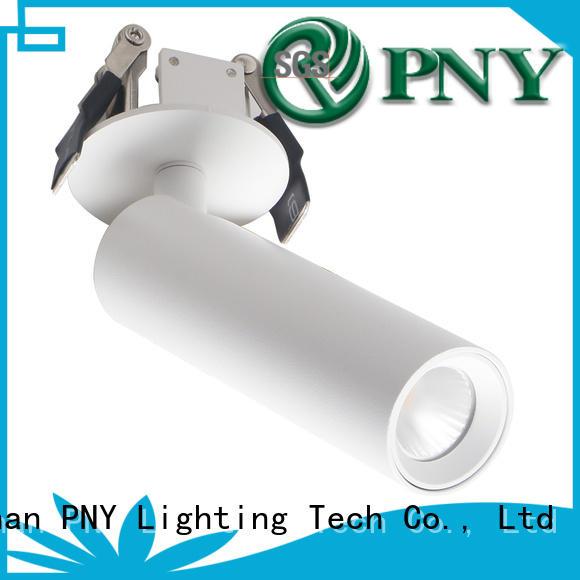 semi recessed spot light 7W COB