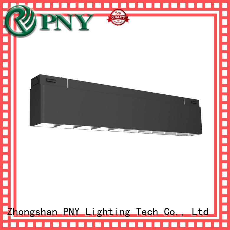 PNY led track light customized for bedroom