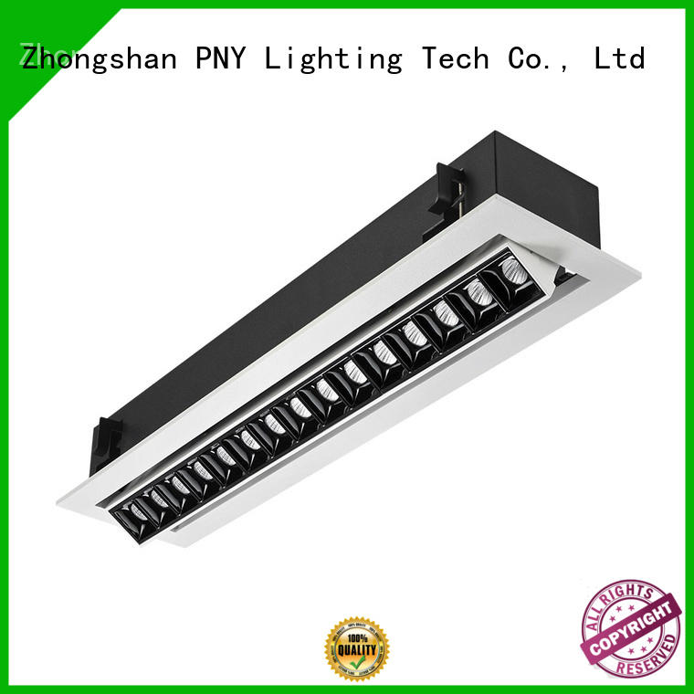 PNY led light fixtures track for meeting room