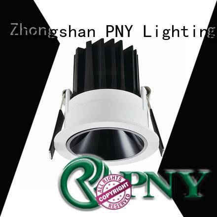 PNY led recessed downlight manufacturer for bathroom