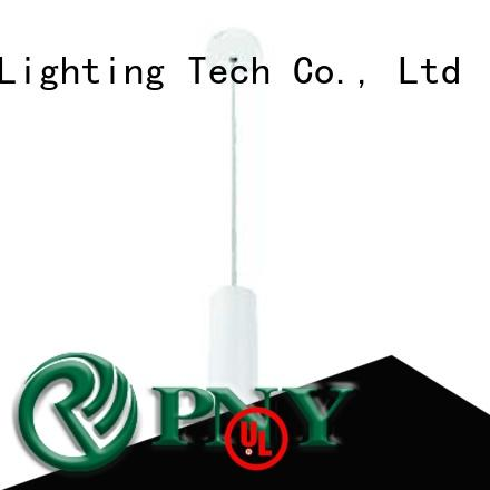 PNY glass pendant lights factory price for dining room