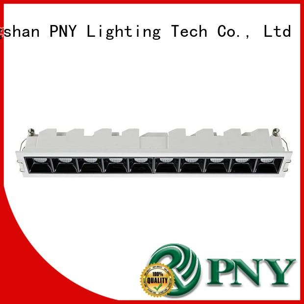 PNY High Bright LED Grid Light promotion for hotel