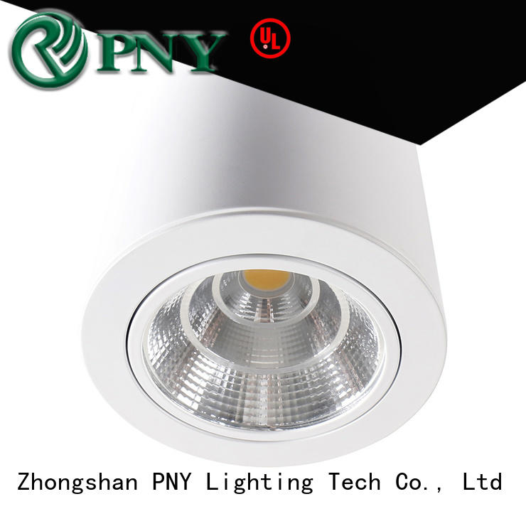 brightness surface mounted spotlights customized for living room